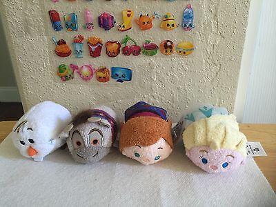 TARGET TSUM TSUM MINI FROZEN: SET OF 6](Frozen Toys Target)