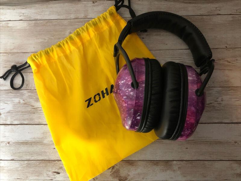 Zohan Kids Size Noise Canceling Head Phones Ear Saftey Earmuffs