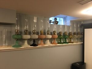 Aladdin mantle lamps WTB or trade