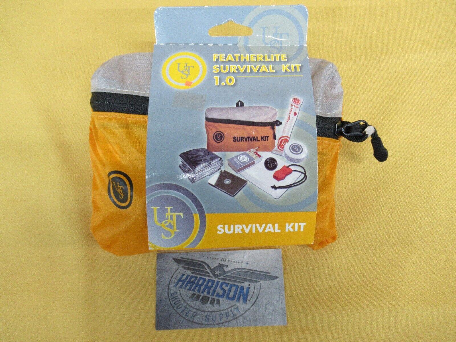 Ultimate Survival Technologies FeatherLite Survival Kit 1.0,