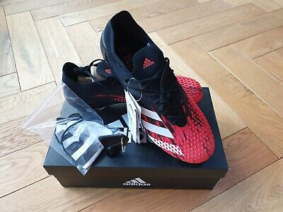Brand new men's Adidas Predator Mutator 20.1 L SG football boots (UK size 7.5)
