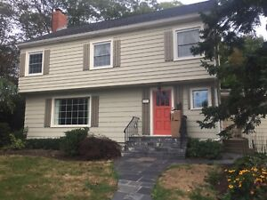Stunning 3 bedroom 2.5 bath home in south end Halifax