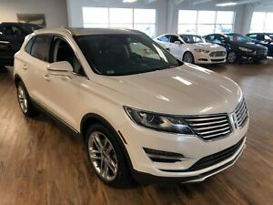 2015 Lincoln MKC AWD 2.3L Eco Technology Package, Moon Roof, Nav