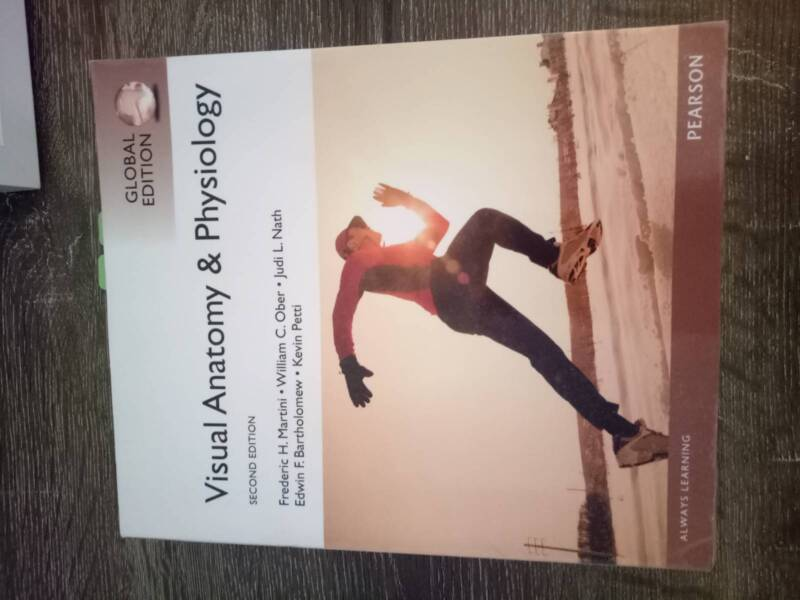 Visual and Anatomy and Physiology Global Edition | Textbooks ...