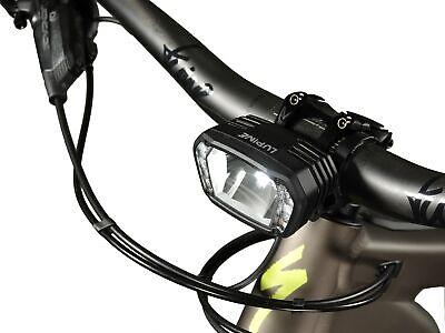 Lupine SL X für S-Pedelecs StVZO Tagfahrlicht/Abblendlicht/Fernlicht wasserdich