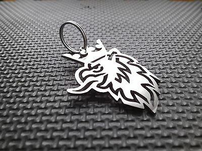 SAAB keyring 900 9000 TURBO AERO SONETT 9-7X 9-5 9-3 CONVERTIBLE emblem keychain for sale  Poland