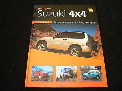 YOU AND YOUR SUZUKI 4x4: BUYING, ENJOYING, MAINTAINING NEW (SJ, SANTANA, VITARA)
