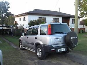 2001 Honda CRV SUV Aberdare Cessnock Area Preview