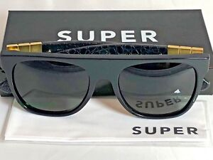 New Retrosuperfuture 921 Flat Top Capo Gianni Sunglasses Size 55mm