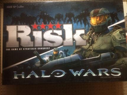 Halo Risk board game