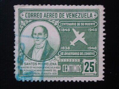 VENEZUELA 1 USED STAMP SC # C275