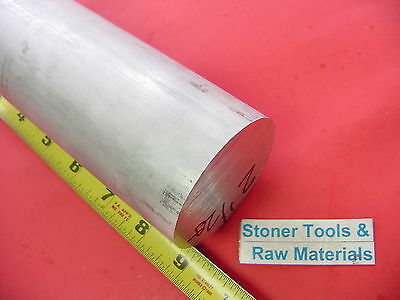 2-12 Aluminum 6061 Round Rod 9 Long Solid T6511 2.500 Lathe Bar Stock 2.5