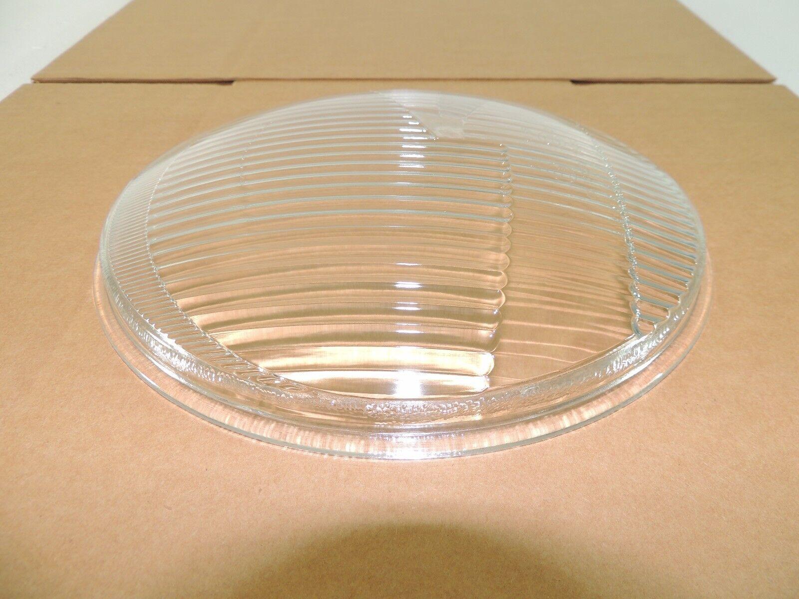 Headlight CLEAR Lens Replaces For 1950-1967 50-67 Porsche 356 911 912