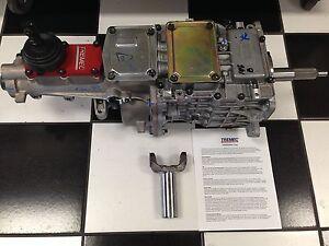 GM Tremec TKO 600 5 Speed Basic Kit with Spicer C6 Slip Yoke TCET5009, TCET4618