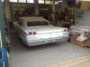 1960 Pontiac convertible for trade