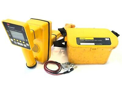 3m Dynatel 2550 Cablepipeutility Locator With Ems Id