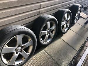 """Mazda rims 17"""""""