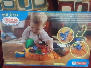 Brand new thomas spinning sodor set for $30. Windsor Region Ontario image 2