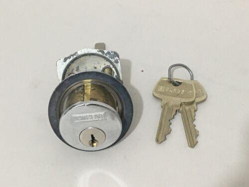 SARGENT Assa Abloy Rim Cylinder Lock RE Keyway w/ 2 Keys Locksmith Locksport