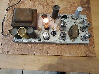Vintage Conn  Stereo Tube Amplifier DR 6051