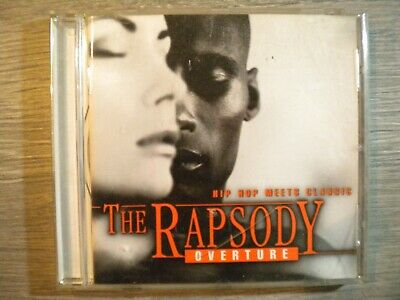 CD - The Rapsody - Overture - Hip Hop meets Classik
