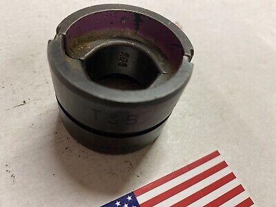 Thomas Betts Tb 15ca80rch H-tap Purple Crimper Crimping U Die Hydraulic Ed4u