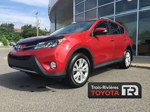 Toyota RAV4 Traction intégrale 4 portes Limited