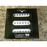 New Fender Custom Shop '69 Strat Stratocaster Electric Guitar Pickup Set