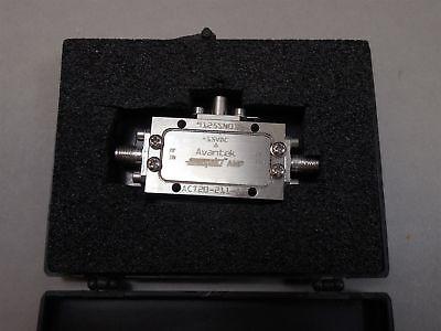 Avantek Act20-211-1r Rf Cascadable Amplifier 10-2000mhz Wide Band Low Power New