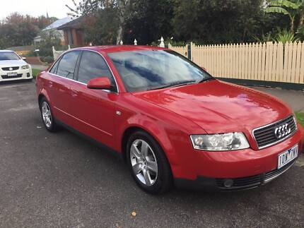 2002 Audi A4 Sedan - MUCH LOVED!