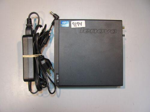 Lenovo ThinkCentre M92P Tiny Intel i5 3470T 2.9GHz 8GB DDR3 No HDD No OS - 12767