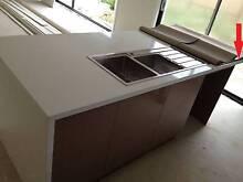 40mm Caesarstone Kitchen Sink Stone Bench Top +Waterfall Edge Kellyville Ridge Blacktown Area Preview