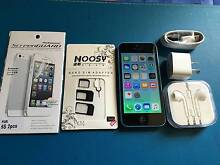 iPhone 5c    16GB   Blue   unlock   good condition North Adelaide Adelaide City Preview