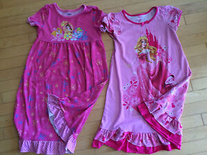 Disney Store Princess pj's