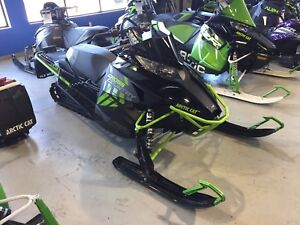 2017 Arctic Cat XF 6000 Cross Country Limited, now $4400 off