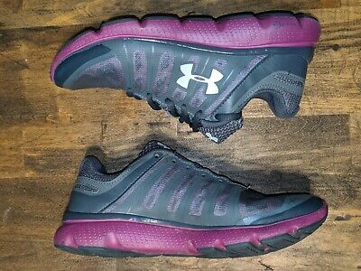 UNDER ARMOUR Women's Micro G Pulse 4D Foam Running Shoes Sneakers Size 6 (Under Armour 4d Foam Micro G Womens)