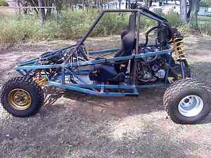 piranha buggy Honda cbr 1000 engine Toowoomba Toowoomba City Preview