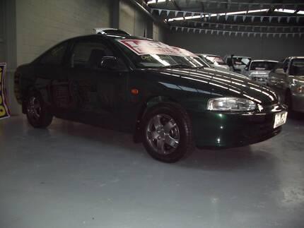 2001 Mitsubishi Lancer Coupe Mordialloc Kingston Area Preview