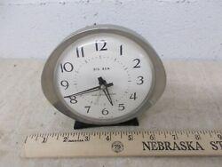 VINTAGE Westclox BIG BEN Alarm Wind Up Clock • Mid Century Modern Retro Decor