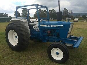Tractor ford 4600 Gloucester Gloucester Area Preview