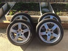 """Genuine Holden vz Sv6 17"""" alloy wheels Liverpool Liverpool Area Preview"""