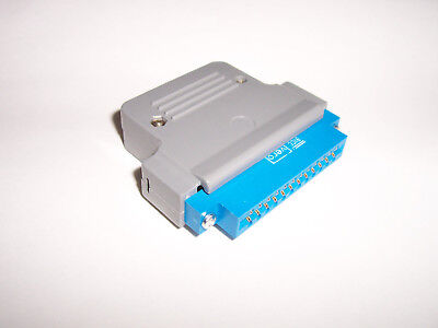 Commodore 64 128 VIC-20 Plus4 PET User Port card edge connector 24 pin with Hood