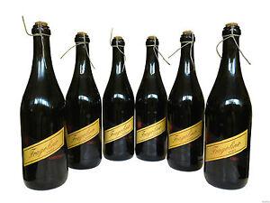 (4,43€/L) Fragolino Rosso 6 x 0,75 L Erdbeer Perlwein CorteViola 10%Vol Sparpack