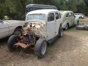 2X Ford Prefects Congupna Outer Shepparton Preview