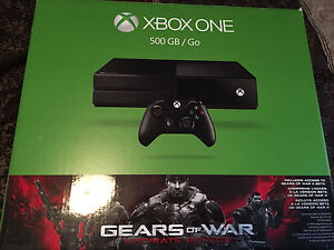 XBOX ONE & GAMES FOR SALE