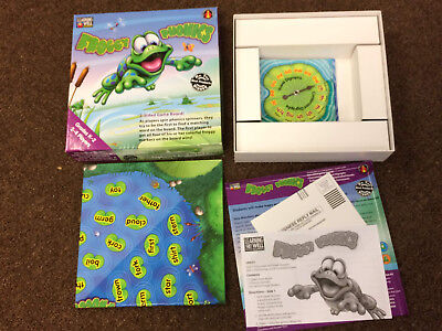 Froggy Phonics Game - Froggy Phonics Learning Well Games Board Game