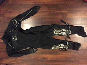 Whites Nexus Dry Suit. Size Small