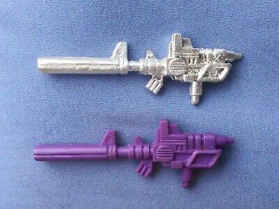 Transformers devastator's g1 Gun .999+ Fine Silver *Upgrade*