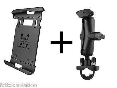 Ram Motorrad Lenkerhalterung für Ipad Mini Versionen 1-3,Use W / Lifeproof