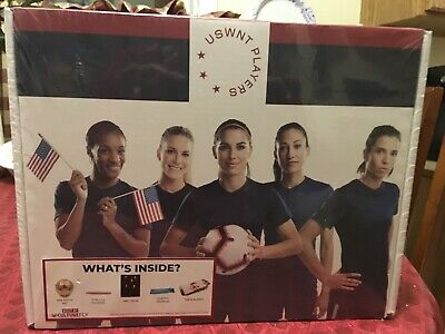 USWNT Players World Cup Collectors Gift Set by Culturefly - BNIB & Sealed Player Gift Set